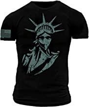 Liberty or Death Premium Athletic Fit T-Shirt
