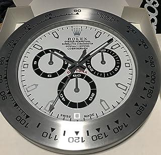 041572bfd35 HAOYUN Rolex daytona Horloge pendule murale lumineuse