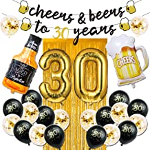 Amazon Com 30th Birthday Decorations For Him