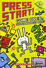 Game Over, Super Rabbit Boy! A Branches Book (Press Start! #1) (1)