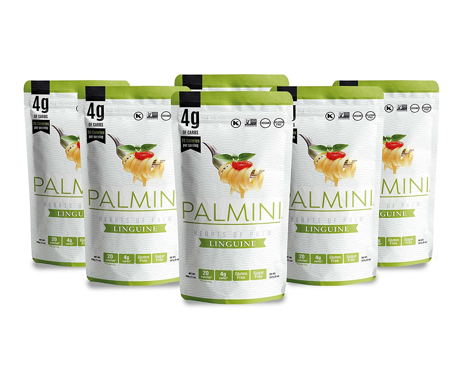 Palmini Max 77% OFF Low Carb Linguine 4g Max 79% OFF of Tank As On Carbs Shark Seen