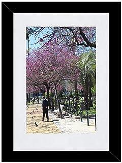 Bilderrahmen Fotorahmen 30x45 Cm Schwarz Zum Aufhangen MDF Picture Frames Farbe Und 40 Verschiedene Grossen