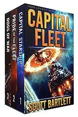 Capital Fleet: The Complete Ixan Legacy Series Box Set Kindle Edition