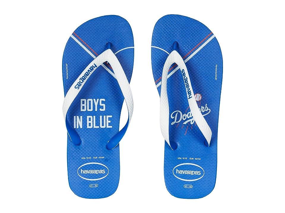 Havaianas MLB Flip-Flops (Blue/White) Men