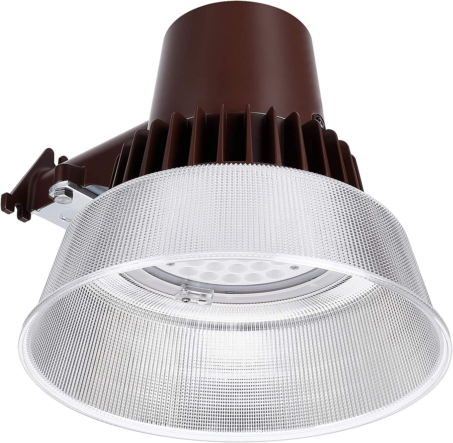 LEONLITE LED Barn Our shop most popular Light 50W Anti-Glare Great interest Dusk to Included Cover