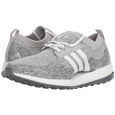 adidas Golf Pure Boost XG (Grey Two/Footwear White/Night Metallic) Women