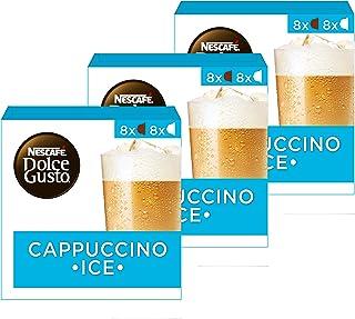 Nescafé Dolce Gusto capsules Iced Cappucino - 48 koffiecups - geschikt voor 24 koppen koffie - Dolce Gusto cups