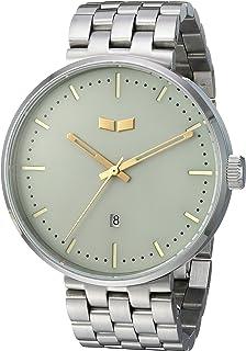 ساعة فيستال للجنسين RS42M10.5SVX روسيولت معدنية تناظرية عرض كوارتز فضية