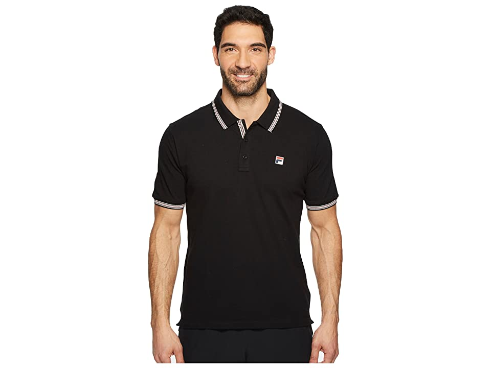 Fila Matcho 3 Polo (Black) Men