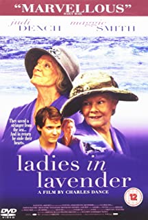 Ladies In Lavender [Reino Unido] [DVD]