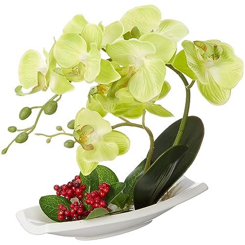 Artificial Orchid Table Arrangement: Amazon.com