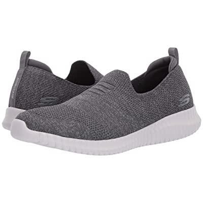 SKECHERS Elite Flex Aelhill (Charcoal) Men