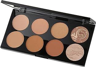 Makeup Revolution London Blush and Contour Palette All about Bronzed, 13g