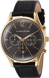 [ランカスターパリ]Lancaster Paris 腕時計 MLP003L/YG/GR MLP003L/YG/GR メンズ 【正規輸入品】
