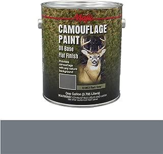Majic Paints 8-0853-1 Camouflage Paint, 1-Gallon, Bark Gray