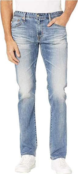 Matchbox Slim Straight Leg Denim Pants in 21 Years Seize