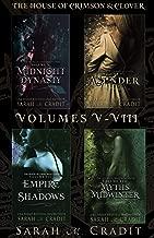 The House Of Crimson & Clover Box Set Volumes V-VIII: A House of Crimson & Clover Boxed Set