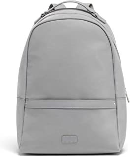Lipault - Lady Plume Backpack - Medium Over Shoulder Purse Bag for Women - Pearl Grey