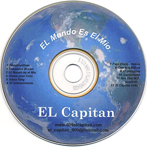 Amazon.com: Shake Your Culo: El Capitan: MP3 Downloads