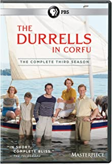 Masterpiece: The Durrells in Corfu, Season 3 UK Edition