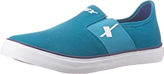 Sparx Men's Stylish Canvas Loafers