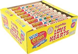 Giant Love Heart Rolls x 24