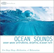 Ocean Sounds: Ocean Waves with Whales, Dolphins, & Ocean Rain Nature Sounds, Deep Sleep Music, Meditation, Relaxation Sounds of the Sea