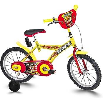Ciclos roveco BMX, Bicicleta Niño, niño, 1956b Giallo, Amarillo, 16