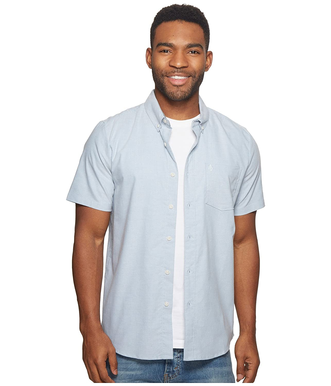 [ボルコム] メンズ シャツ Everett Oxford Short Sleeve [並行輸入品]