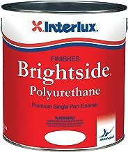 Interlux Y4359/1 Brightside Polyurethane Paint (White), 128. Fluid_Ounces
