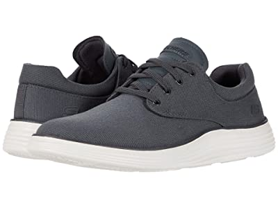 SKECHERS Status 2.0 Burbank (Charcoal) Men
