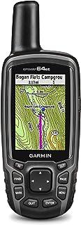 Garmin佳明GPSMAP 64st手持导航仪 TOPO U.S. 100K 带高灵敏度GPS和GLONASS