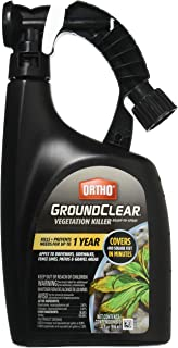 Ortho 436806 GroundClear Vegetation Killer Ready-to-Spray, 32 fl. oz