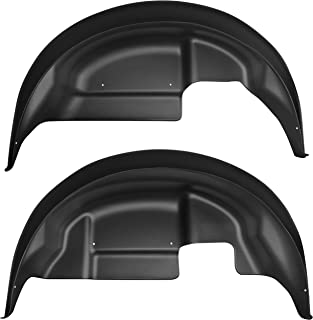 Husky Liners 79151 Rear Wheel Well Guards Fit 2017-19 Ford F-150 Raptor