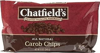 Chatfield's Carob Chips 12oz