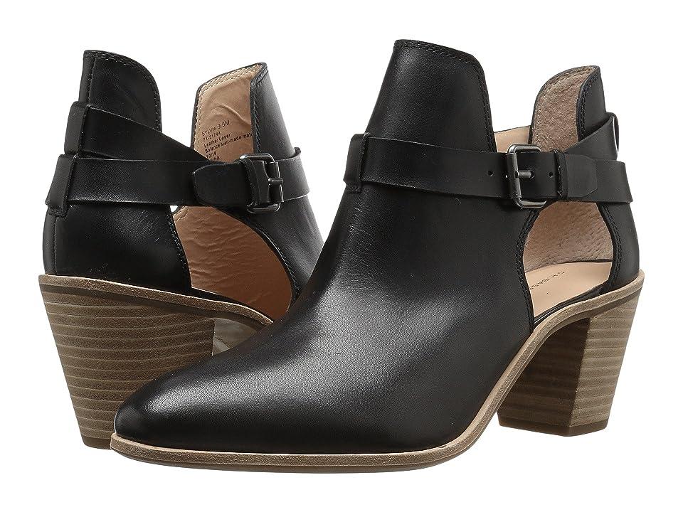 G.H. Bass & Co. Sylvia (Black Leather) Women