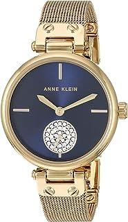 Anne Klein Dress Watch (Model: AK/3000NVGB)