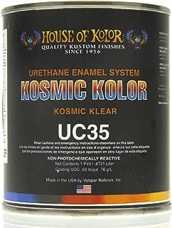 Kosmic Kolor Urethane Klear 1 Pint House Of Color Uc35