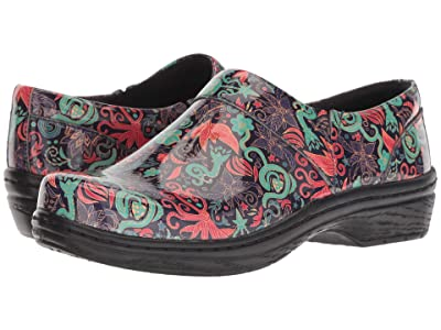 Klogs Footwear Mission (Mardi Gras Patent G-Star) Women
