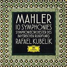 Mahler: 10 Symphonies [10 CD + Blu-ray Audio]