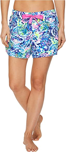 Lilly Pulitzer Knit Pajama Shorts