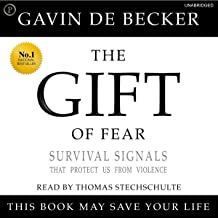 gift of fear audiobook