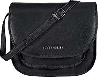STILORD 'Willow' Damen Umhängetasche Leder Handtasche Frauen Damen Abendtasche Freizeittasche Ledertasche Echtes Vintage L...