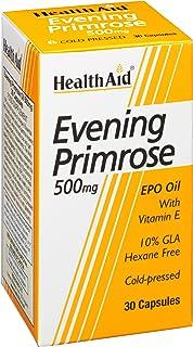 HealthAid Evening Primrose Oil 月见草油 500 毫克装( 30 粒)