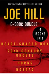 The Joe Hill: Heart-Shaped Box, 20th Century Ghosts, Horns, and NOS4A2 (English Edition) Format Kindle