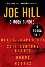The Joe Hill: Heart-Shaped Box, 20th Century Ghosts, Horns, and NOS4A2