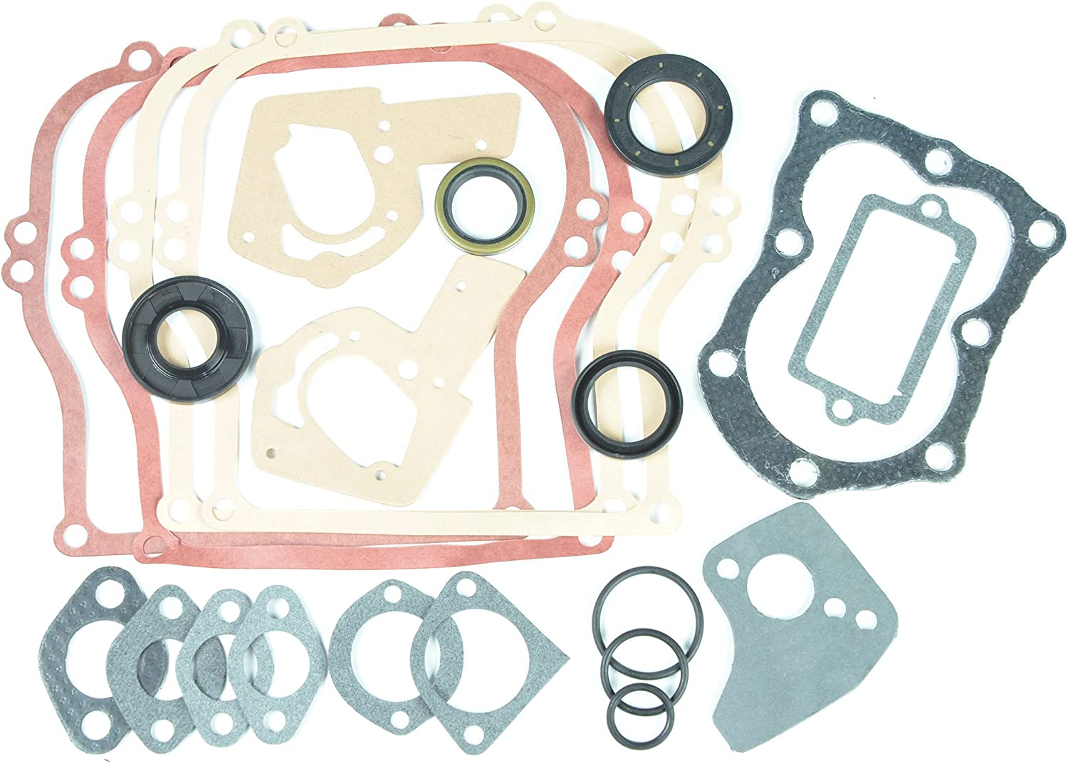 Oregon 50-410 Complete Gasket Excellence Set Seals Max 61% OFF Bri for Replacement with