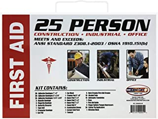 Best 25 person first aid kit contents Reviews