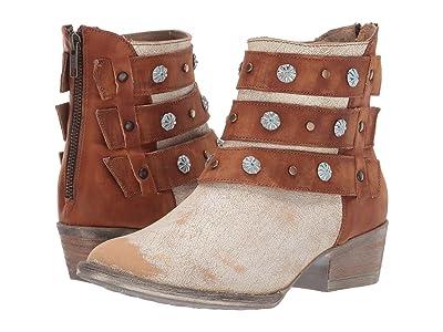 Corral Boots Q5081 (Camel) Cowboy Boots