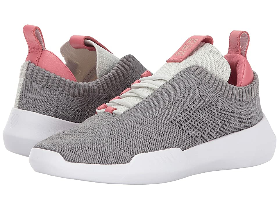 K-Swiss Gen-K Icon Knit (Cloud Burst/Desert Rose) Women